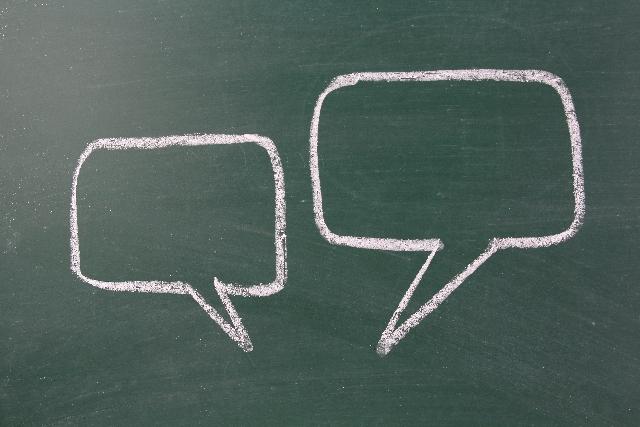 若者の会話を広げる